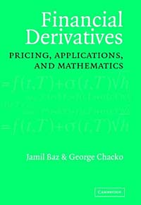 Financial Derivatives: Pricing, Applications, and Mathematics ISBN 052181510X инфо 13633h.