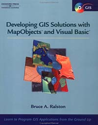 Developing GIS Solutions With MapObjects and Visual Basic (Mapobjects) Издательство: OnWord Press (Acquired Titles), 2001 г Мягкая обложка, 328 стр ISBN 0766854388 инфо 13645h.